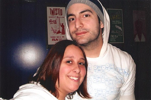 aww, nick from bayside and meeee!