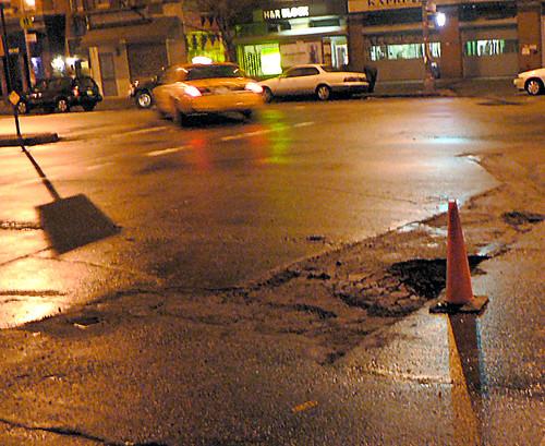 Pothole 311