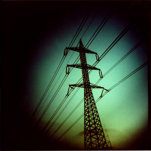 my first ever Holga shot