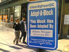 adopt a block dc
