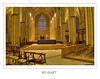 So Quiet (Magdalen Green Photography) Tags: york architecture quiet cross peaceful arches altar minster naves