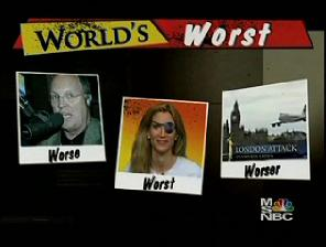 Coulter-World'sWorst