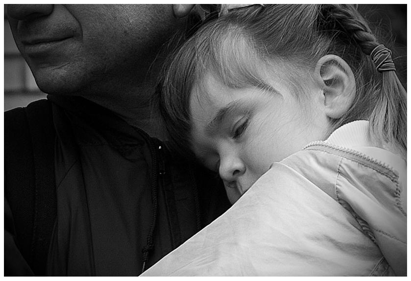 sleeping girl bymark kitaoka