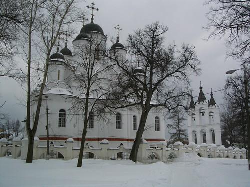 Храм в Больших Вязёмах