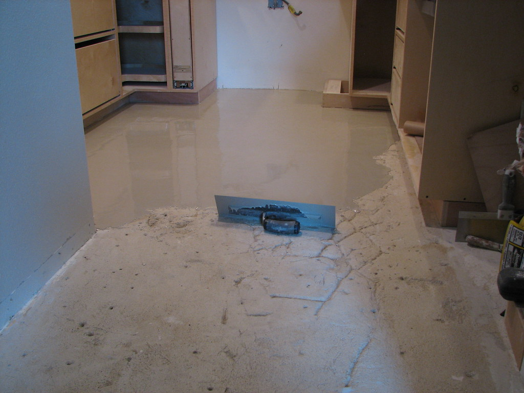 Tile Laid Directly Over Gypcrete Ceramic Tile Advice