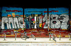 (eljoergen) Tags: bike germany nikon saveme3 deleteme10 hamburg d70s nikkor 2007 schanze anawesomeshot