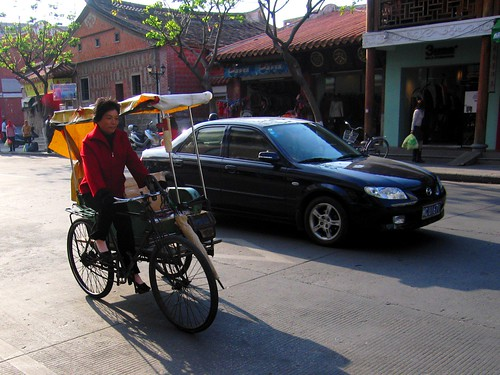 Rickshaw - Quanzhou, China