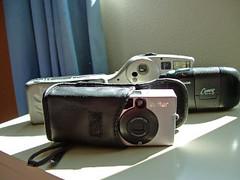 Camera graveyard