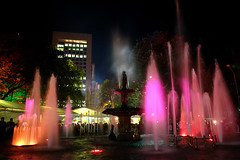 Noche de Primavera 3 (Jorge Arana - Stereocity) Tags: primavera festival mxico mexico luces mexicocity df capital fuente colores ciudaddemexico distritofederal chilangolandia valledemexico cittadelmessico laciudadmshermosa