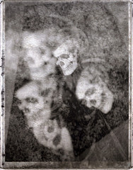 (moominsean) Tags: polaroid death ghost grain flight goop end multiple visage 195 horrors type667