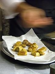 il foie gras marinato nel whisky