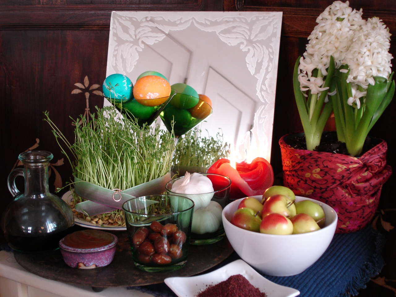 all kinds of yum: Happy Norouz to You!