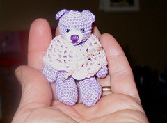 tiny thread bear
