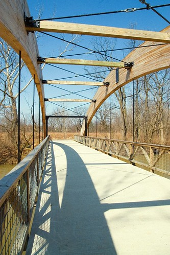 Bike Path Bridge