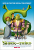 shrek the third poster tercero