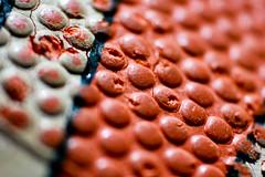 Ball (fabiogiolito) Tags: orange macro texture textura basketball sport ball dof basket laranja reverse bola esporte basquete