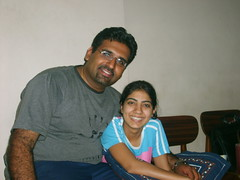 Saboo and me (shellysehra) Tags: sachin shelly shellysehra