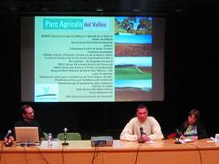 Xerrades Teixit De la Terra : La pagesia al Vallès
