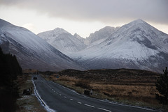 Sleet (tanera) Tags: winter snow mountains skye clouds spring shadows sheep heather anywhere snaking crashbarriers impressedbeauty wwwtaneracouk httptaneracouk