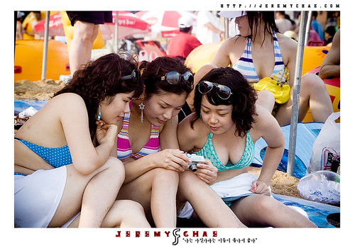 Bikini Girls from Haewoondae 7