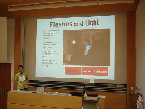 Presentation von Mark