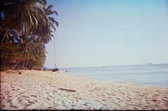 Desserted Beach