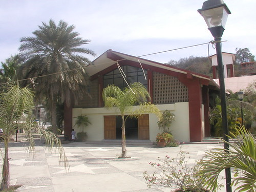 Catholic Church in La Manzanilla