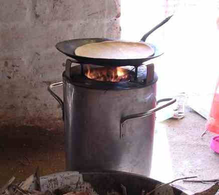 Energy Efficient Woodstove