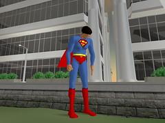 Second Superman - by yhancik
