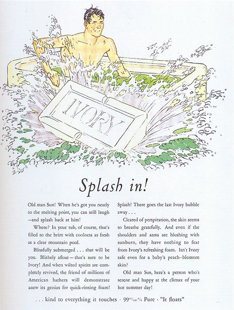 Ivory Soap, 1929
