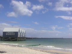Busselton Jetty Postcard Picture