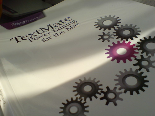 A very great book about TextMate