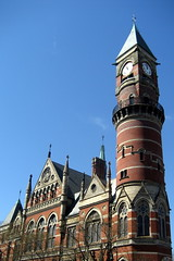 NYC - West Village: Jefferson Market Library by wallyg, on Flickr