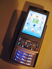 My new Nokia N95