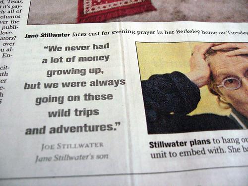 Joe's Quote