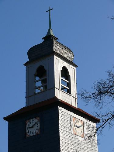 Kirchturmuhr