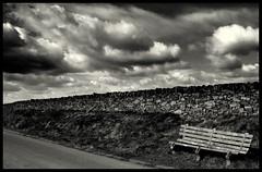(andrewlee1967) Tags: cheshire blackandwhite andrewlee1967 uk canon400d england landscape monochrome focusman5 andrewlee
