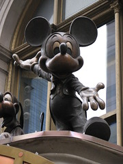 Mickey Mouse on Fifth Avenue by Bobcatnorth, on Flickr