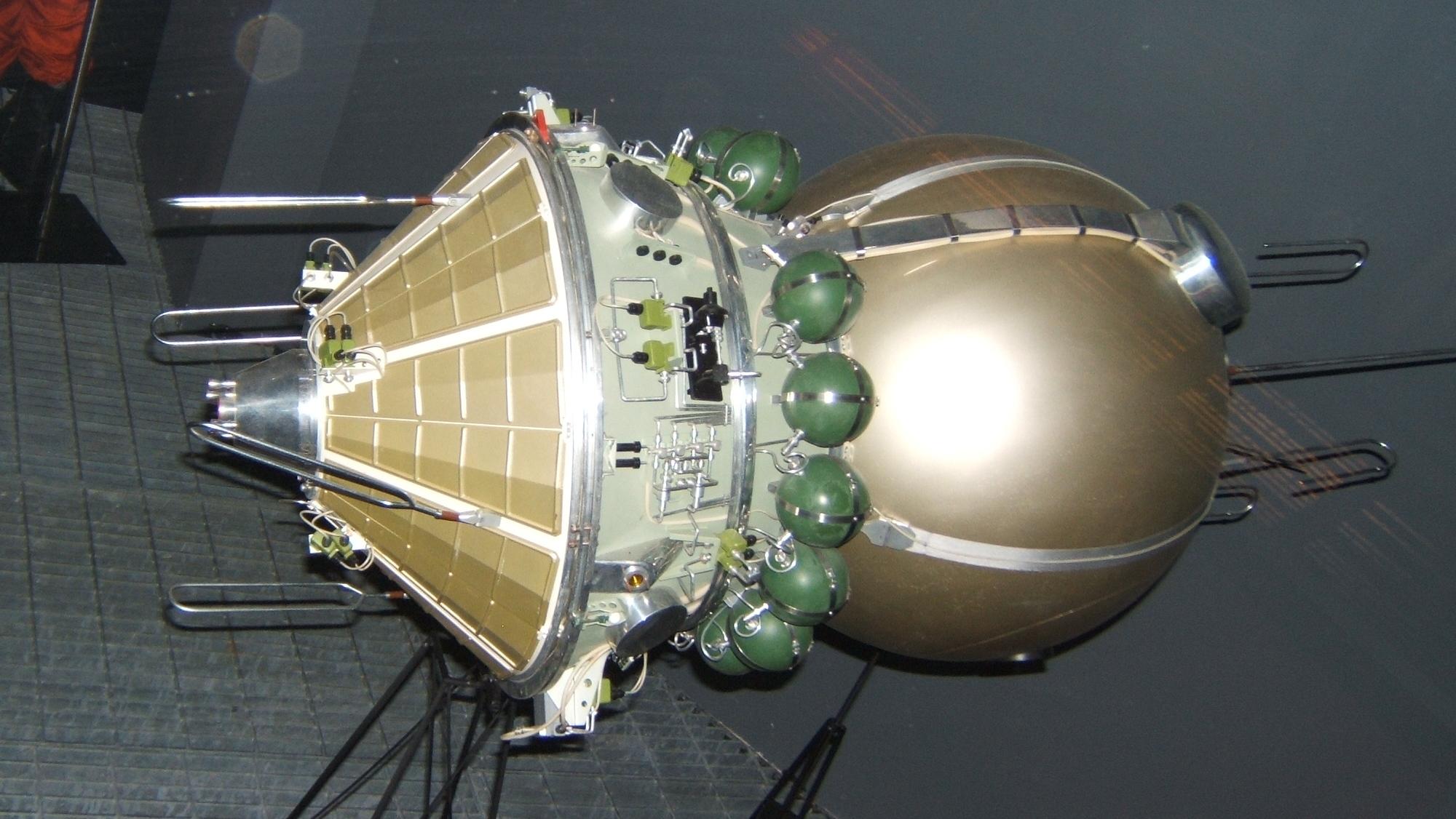 vostok rocket model - photo #40