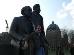 Marx, Stefan und Dom