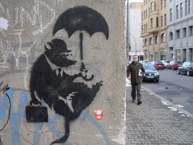 banksy in berlin