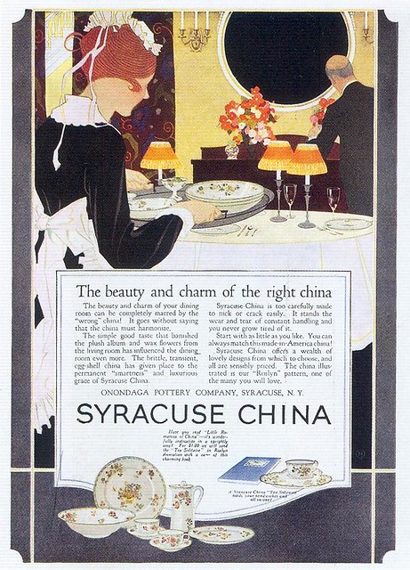 Syracuse China, 1919