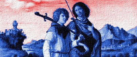 David y Jonatás