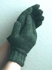 vihreät hanskat 2