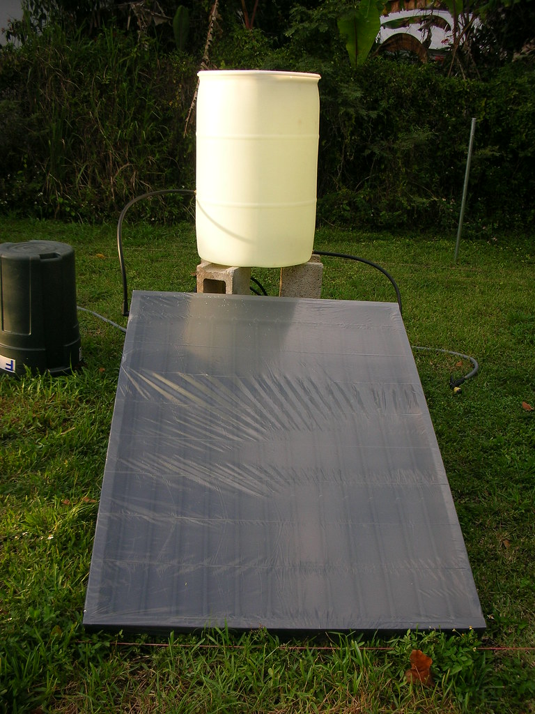 Solar Hot Water Heater (Attempt 2)