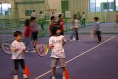 キッズテニス体験教室