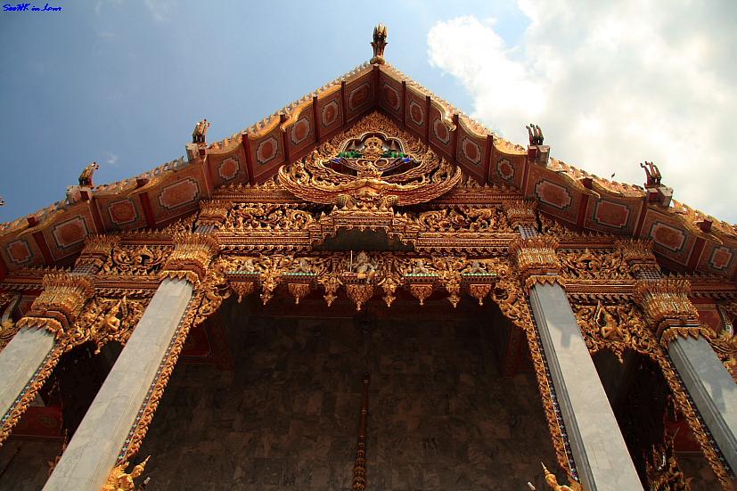 Wat Hua Lampong Bangkok