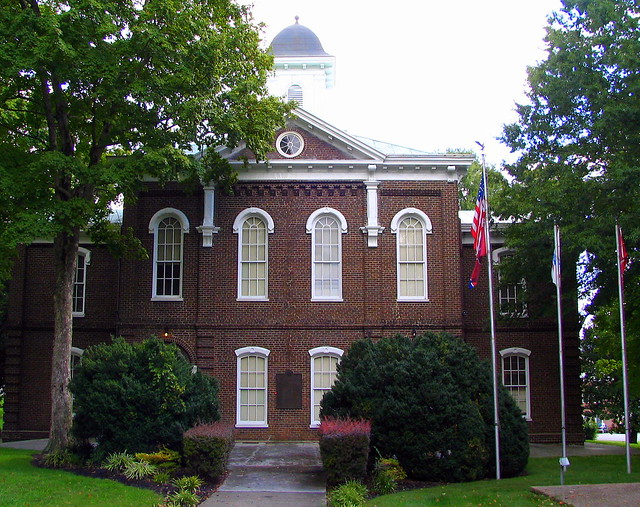 Loudon County (TN) Courthouse