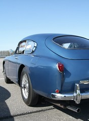 Aston Martin DB2/4 rear (Henry Docter) Tags: 07 astonmartin db24 xkdays