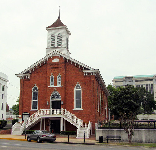 Dexter Ave Baptist Church